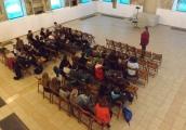 Pokaż powiększenie powyżej: 74. rocznica wybuchu powstania więźniów w Sobiborze
