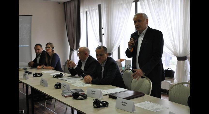 Międzynarodowa dyskusja o wystawie stałej w Sobiborze