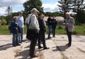 Pokaż powiększenie powyżej: Członkowie Rady Muzeum odwiedzają Sobibór