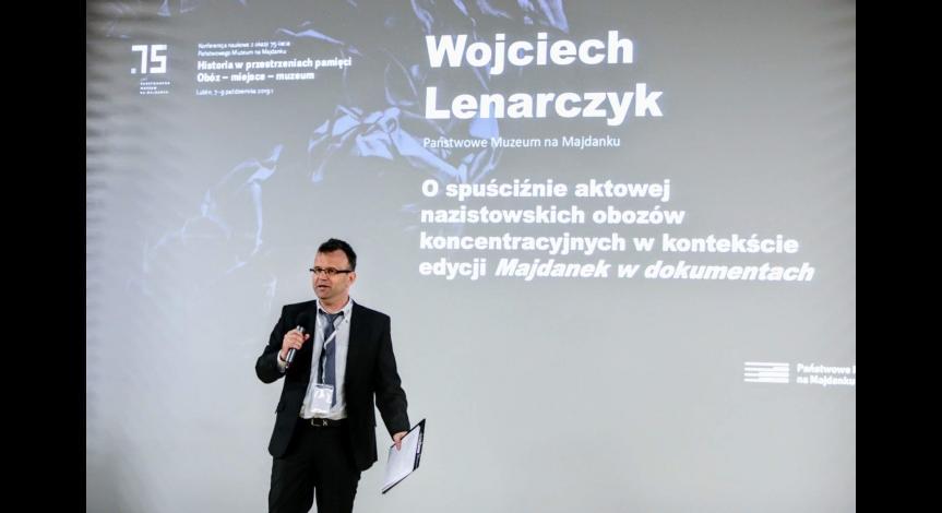 Powiększ obraz: Inauguracja konferencji