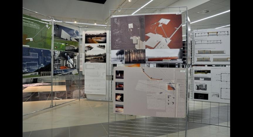 Post-competition exhibition – projects of the new museum in Sobibór