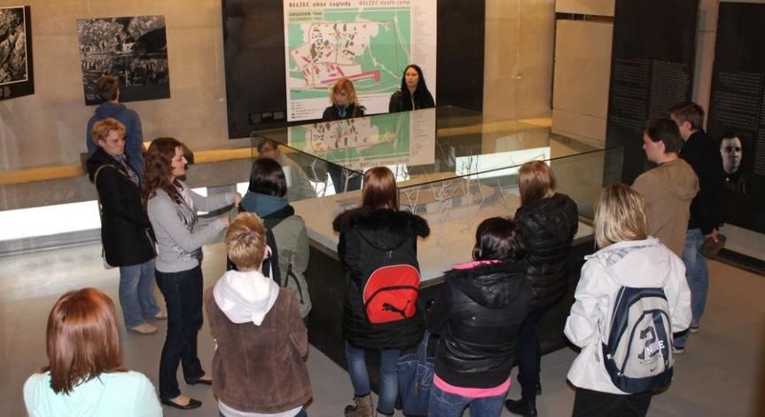 Kolejna edycja workcampu w Muzeum – Miejscu Pamięci w Bełżcu