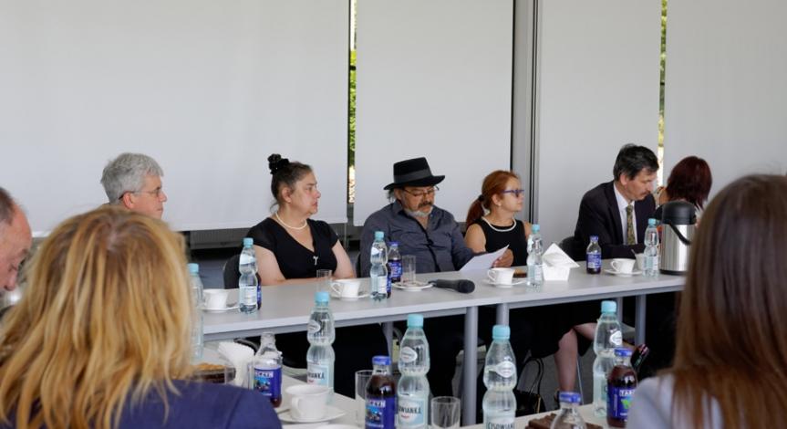 Komisja Mniejszości Narodowych i Etnicznych obradowała na Majdanku