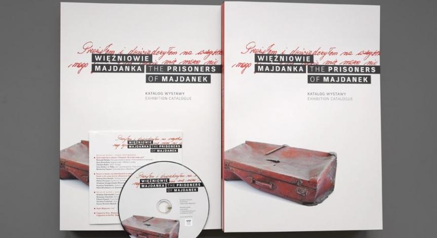 Powiększ obraz: Prisoners of Majdanek - exhibition catalogue