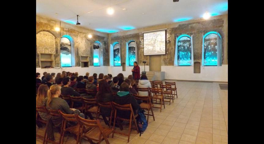 74. rocznica wybuchu powstania więźniów w Sobiborze