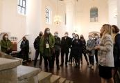 Show larger image above: International Educational Seminar in Museum and Memorial in Sobibór