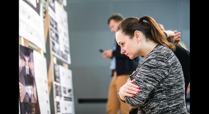 Powiększ obraz: Ogłoszenie wyników konkursu na aranżację plastyczną wystawy w Sobiborze