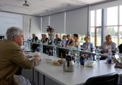 Pokaż powiększenie powyżej: Komisja Mniejszości Narodowych i Etnicznych obradowała na Majdanku