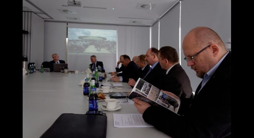 Obrady Rady Muzeum przy Państwowym Muzeum na Majdanku