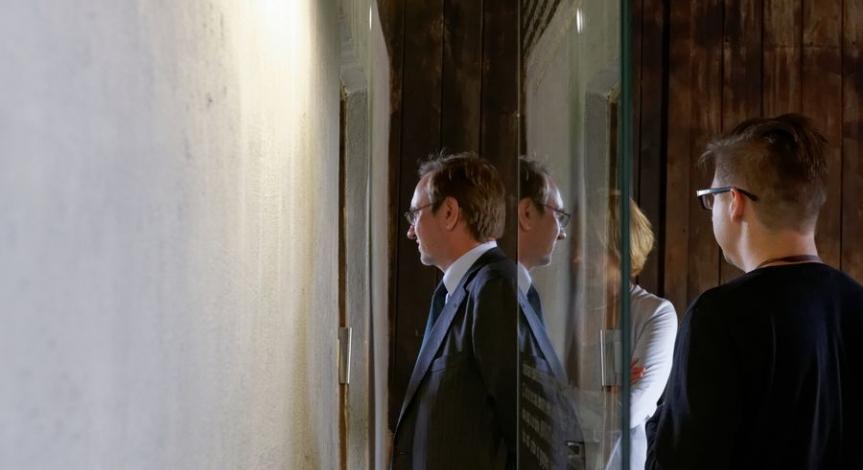 Powiększ obraz: Wizyta JE Ambasadora Republiki Czeskiej w PMM