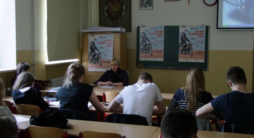 Powiększ obraz: Współpraca Państwowego Muzeum na Majdanku z Muzeum Słowackiego Powstania Narodowego w Bańskiej Bystrzycy