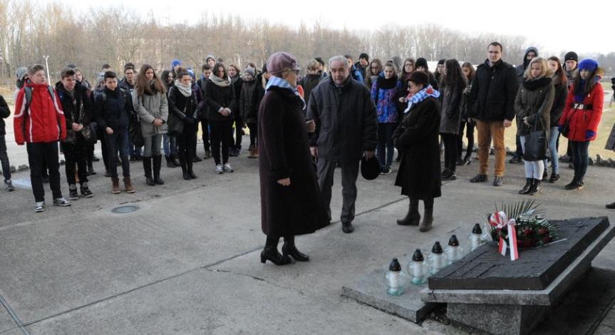 Spotkanie ze świadkami historii w Międzynarodowy Dzień Pamięci o Ofiarach Holokaustu
