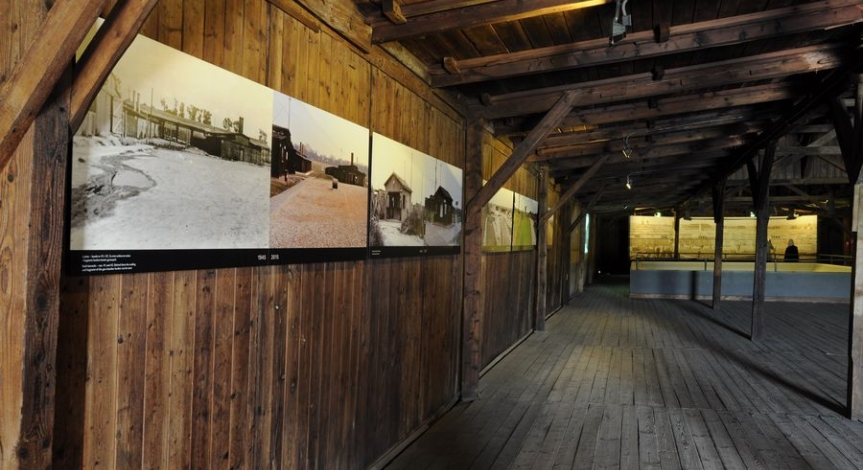 New elements of the museum exhibition