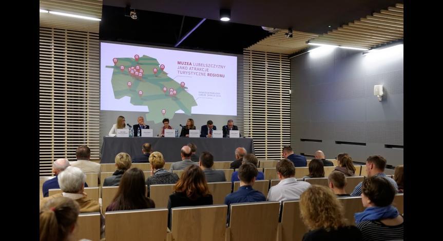 Dyskusja o muzeach Lubelszczyzny w Międzynarodowy Dzień Muzeów