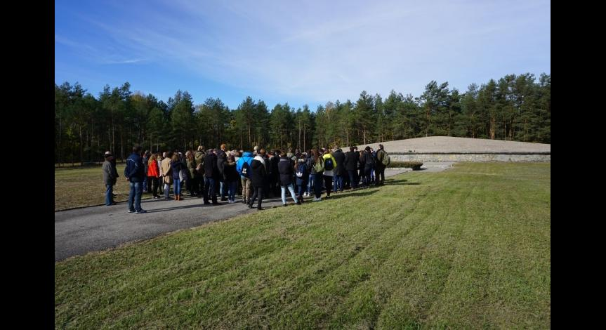 73. rocznica wybuchu powstania i ucieczki więźniów z Sobiboru