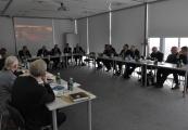 Pokaż powiększenie powyżej: Posiedzenie Rady Muzeum przy PMM