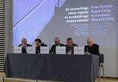 Pokaż powiększenie powyżej: O przyszłości miejsca pamięci w Sobiborze na międzynarodowej konferencji naukowej