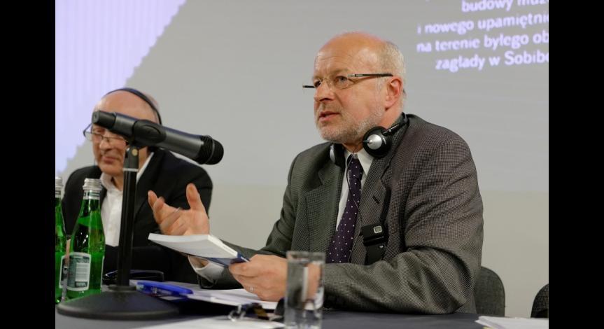 O przyszłości miejsca pamięci w Sobiborze na międzynarodowej konferencji naukowej