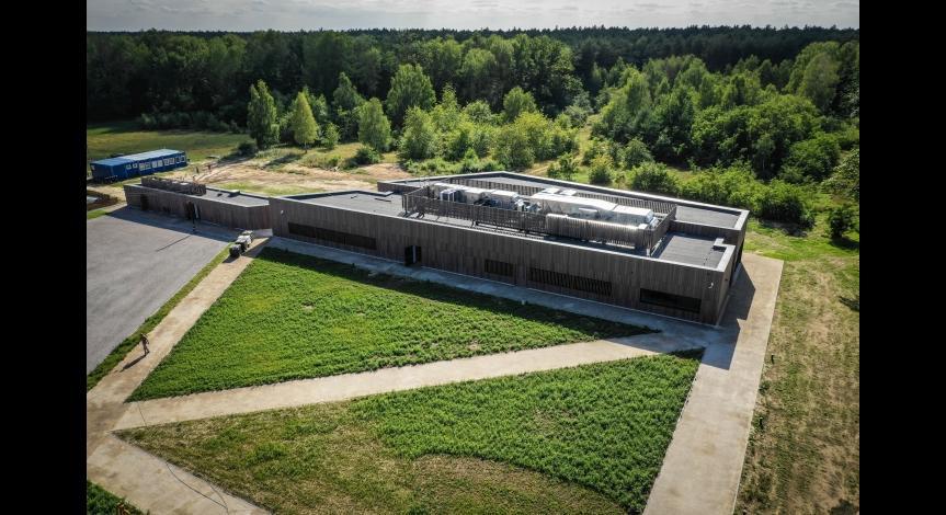 Powiększ obraz: Realizacja wystawy stałej w Muzeum i Miejscu Pamięci w Sobiborze