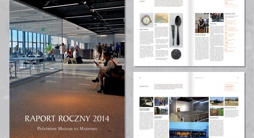 Raport roczny 2014