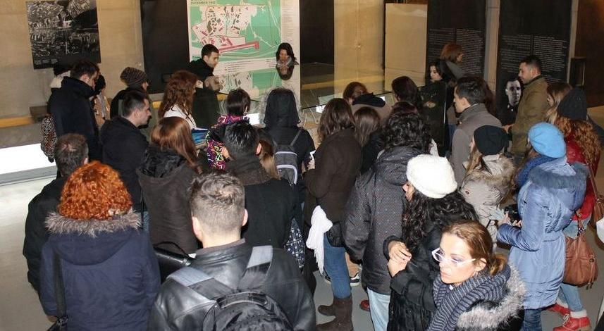 Młodzież z siedmiu krajów spotkała się w Bełżcu