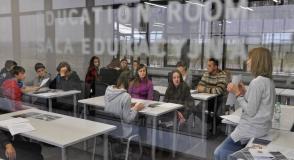 Methodology training for teachers